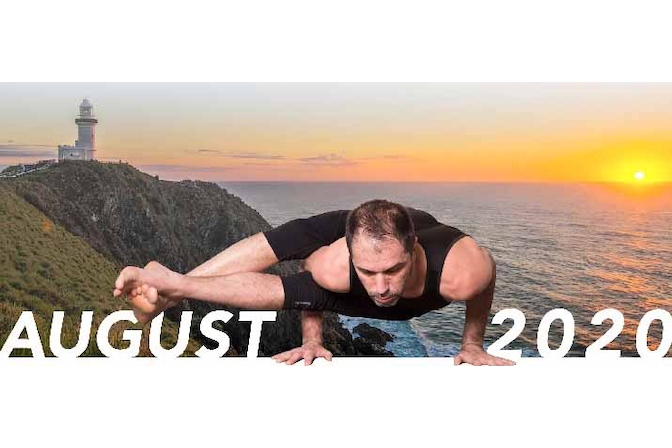 Byron Yoga Retreat with James Bahuth