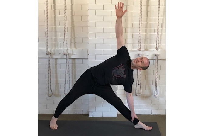 New Introductory/Level 1 class with Dan Markham Starts Thursday 19th July