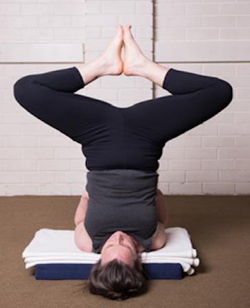 Women's Iyengar Yoga Intensive:<br/>with Nicole Hills